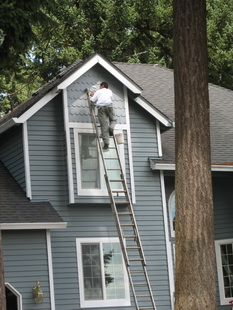 Siding installation services
